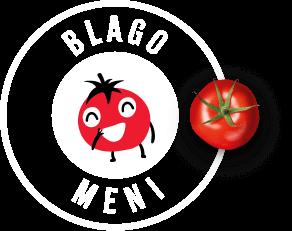rajčica kaže blago meni